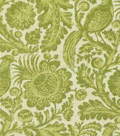 Wavery Sun N'Shade Tucker Resist / Moss & Outdoor Fabric at Joann.com