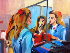 Heathers Painting