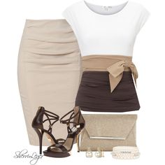 """Untitled #708"" by sherri-leger on Polyvore"