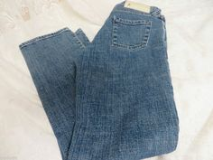 B HERMAN Jeans Wilshire Fit 29 X 30 Button Fly EUC Lo Signature #bHerman #StraightLeg