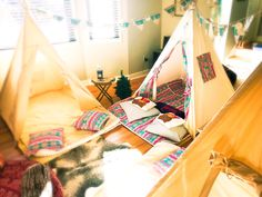 Camp Glamp Indoor Camping Slumber Parties around Halifax, Nova Scotia Indoor Camping, Camping Glamping, Slumber Parties, Birthday Parties, Nova Scotia, Games For Kids, Us Travel, Enchanted, Custom Design