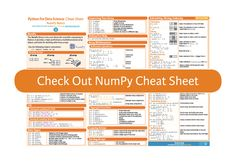 A quick, free cheat sheet to the basics of the Python data analysis library Pandas, including code samples. Data Science, Science And Technology, Python Cheat Sheet, Machine Learning Deep Learning, Python Programming, Learn To Code, Data Analytics, Big Data, Data Visualization
