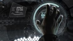 ASTRO Interface design on Vimeo