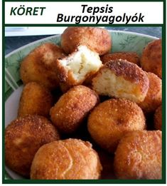 My Recipes, Vegan Recipes, Vegan Food, Hungarian Recipes, Hungarian Food, Baked Ziti, Pretzel Bites, Fruits And Vegetables, Side Dishes