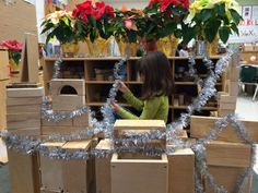 Shine brightly in 2014 http://myclassroomtransformation.blogspot.ca/2014/01/shine-brightly-in-2014.html See how our students made the holiday season twinkle with their decoration decisions!