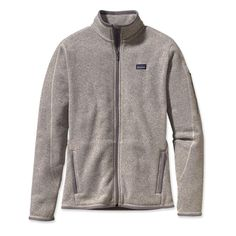 Patagonia Women's Better Sweater Fleece Jacket, Most amazing fleece I have ever owned. Part sweater (can be somewhat dressed up) part performance (can rock the slopes.)