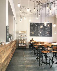 Coffee shop love ducks coffee in graz, austria international coffee. Coffee Shop Aesthetic, Deco Restaurant, International Coffee, Coffee Places, Coffee Cafe, Coffee Shops, Coffee Shop Design, Cafe Shop, Cafe Interior