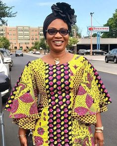 Unleash Your Style In These Jaw-Dropping Ankara Styles - Wedding Digest Naija African Blouses, Latest African Fashion Dresses, African Print Dresses, African Dresses For Women, African Print Fashion, Africa Fashion, African Attire, African American Fashion, African Traditional Dresses