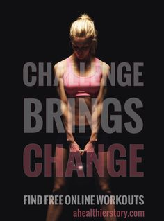 Find FREE workouts online - HIIT workouts, rep challenges, yoga and more - all for free!