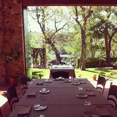 Dinar en família a la #terrassacalamaria de #Llagostera #Girona #CostaBrava #km0 #slowfood
