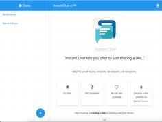 InstantChat.io
