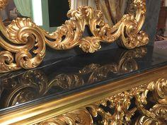 Baroque italian 17th century console, unique piece | Vimercati Classic Furniture