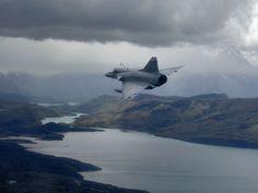 "Chilean Air Force Dassault (ENAER) Mirage 50CN ""Pantera"""