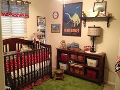 All Things Boy Nursery