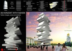 [A3N] : Fashion Palace In The Red Square Competition (Moscow 2012) ( Honorable Mention 03 ) / Critian Fredes Alvarez, Carolina Abarzua Vallejos ( Sweden )
