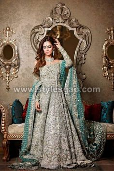 Latest Beautiful Walima Bridal Dresses Collection for Weddings Asian Bridal Dresses, Asian Wedding Dress, Pakistani Wedding Outfits, Pakistani Bridal Dresses, Pakistani Wedding Dresses, Bridal Outfits, Bridal Lehenga, Indian Dresses, Walima Dress