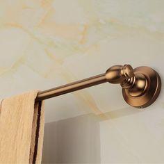 32.29$  Watch here - https://alitems.com/g/1e8d114494b01f4c715516525dc3e8/?i=5&ulp=https%3A%2F%2Fwww.aliexpress.com%2Fitem%2FFree-shipping-Aluminum-Antique-Bronze-Double-Towel-Bar-Bathroom-Accessories-bath-towel-holder-sanitary-ware-wholesale%2F1989061634.html - European Aluminum Antique Bronze Single towel bar,towel rail ,towel holder-Bathroom Accessories Products-wholesale 9111F 32.29$