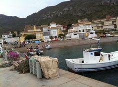 Puerto pesquero La Azohia - Cartagena, Murcia