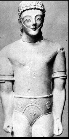 Etruscan perizoma: (loincloth) worn alone as an outer garment by laborers or other physically active men. Ancient Rome, Ancient Greece, Ancient History, Fall Of Constantinople, Roman History, Historical Art, Effigy, Ancient Artifacts, Ancient Civilizations