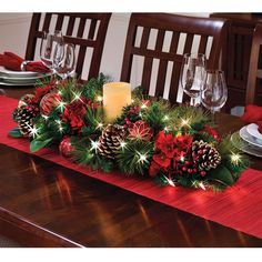 The Cordless Illuminated Shimmering Centerpiece - Hammacher Schlemmer Gold Christmas, Outdoor Christmas, Christmas Holidays, Christmas Wreaths, Christmas Crafts, Christmas Decorations, Holiday Decor, Homemade Decorations, Christmas Candle