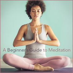 Never meditated? Well, it's actually very easy! Follow the beginnger's step-by-step guide to meditation to transcend your mind, stress less, and find peace.