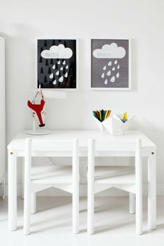 kid corner - love the art