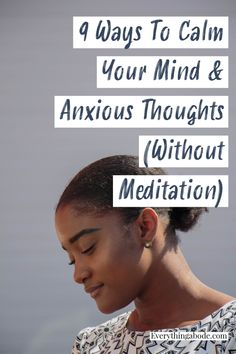 Positive Thinking Tips, Thinking Quotes, Stress Quotes, Anxiety Quotes, Positive Quotes For Women, Mental Health Journal, Stress Relief Tips, Empowering Quotes, Care Quotes