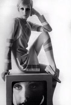 Sixties - Twiggy
