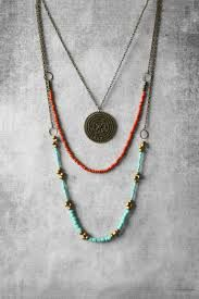 Image result for layered necklaces tumblr