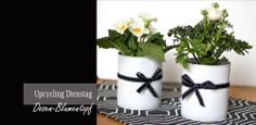 Pepelinchen: Upcycling Dienstag: Dosenfutter