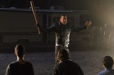 What Happens to Negan in The Walking Dead Comics? | POPSUGAR Entertainment