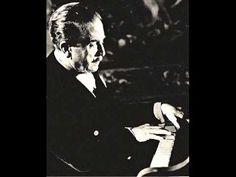 ▶ Claudio Arrau Plays Chopin Barcarolle in F sharp Major Op 60 (1953) - YouTube