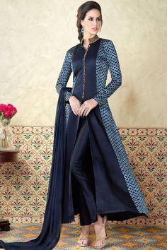 40 Best Jacket Style Suit Images Anarkali Suits Jacket Style