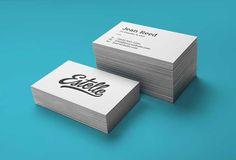 55+ Free business card mockups