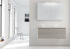 Strato collection by Inbani. #minimalism and #design for #bathrooms