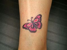 butterfly ribbon tattoo - Yahoo Image Search Results