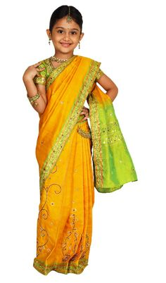 Can Amaria be a beautiful Indian Princess for Halloween....going to Little India to find fabric