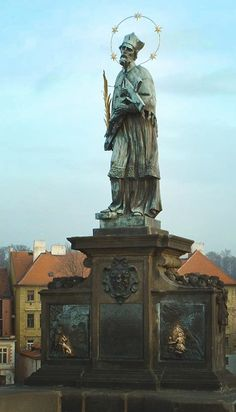 John of Nepomuk, Prague