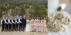 Colorado Wedding. Dress: Stella York from The Bridal Collection (DENVER)