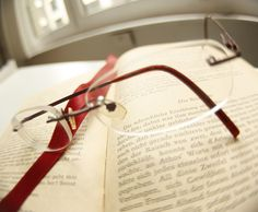 [Day 19] Reading Glasses - Inevitable consequence of being a bookworm