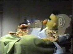 Best Ever: Bert and Ernie Cookies in Bed