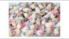 Kokosový salám / Helenčino pečení Krispie Treats, Rice Krispies, Christmas Cookies, Cereal, Breakfast, Desserts, Youtube, Food, New Years Eve