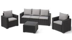 Advantages Of Buying A Good Wicker Outdoor Sofa Set - Wicker Decor -