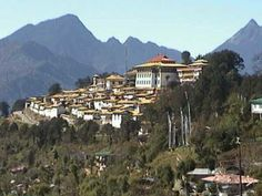 Tawang Monastery located in Tawang district of Arunachal Pradesh in India is the second largest monastery in Asia.