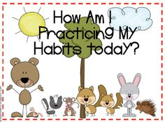 Can Do Kinders: 7 Habits of Happy Kids