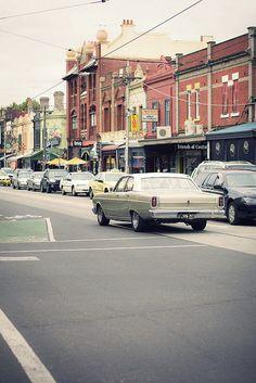 Australie par Eleonore Bridge : http://www.leblogdelamechante.fr/