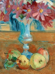Agnes Cleve - Still Life