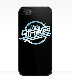 The Strokes V2 cover case for iPhone 4s 5s 5c 6 Plus and case for samsung galaxy s2 s3 s4 s5 mini s6 edge Note 2 3 4   z4411
