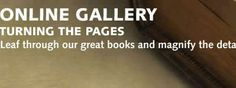 Turning the Pages, a virtual viewing system from the British Library, allows looking at Jane Austen's work in her own hand; Leonardo da Vinci's sketches; the original Alice with Lewis Carroll's illustrations....and MUCH more!  http://www.bl.uk/onlinegallery/ttp/ttpbooks.html