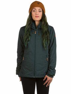 Iriedaily Kishory Segler Jacket v Blue Tomato online obchodě